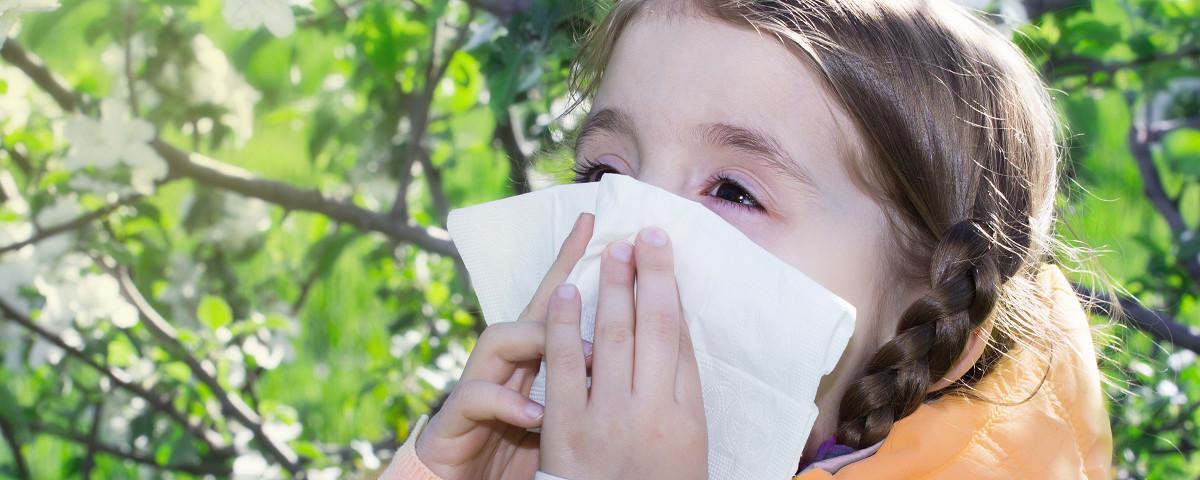 如何預防學齡兒童過敏?